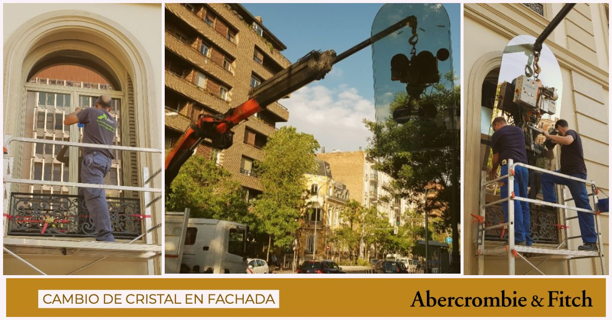 ABERCROMBIE & FITCH – Madrid
